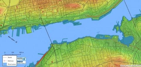 Evacuating the Halifax Peninsula